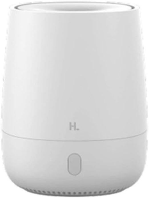 Xiaomi Mijia Youpin HL USB portátil Mini Air Aromaterapia Difusor Humidificador Quiet Aroma Mist Maker (blanco)(JIO-S)