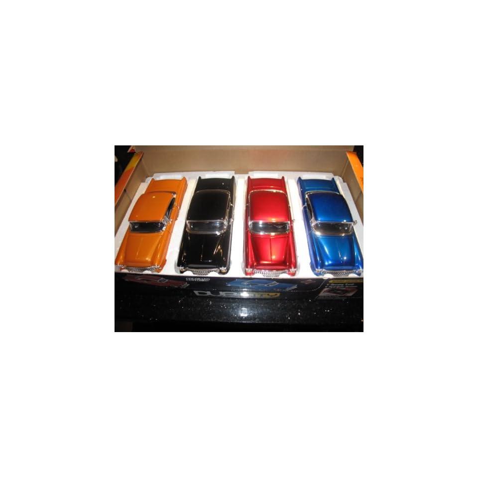 Jada Toys Dub City Oldskool   Chevy Bel Air (1955, 124, Asstd.) 90236