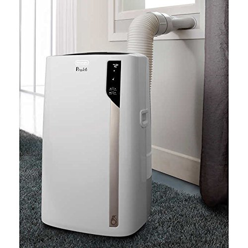 DeLonghiPinguino 500 sq ft 4 in 1 All Season Use: Air Conditioner, Heater, Dehumidifier, Fan by DeLonghiPinguino