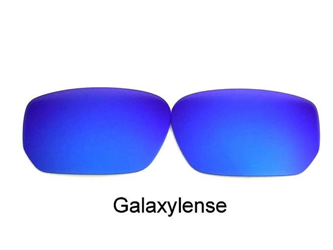 Galaxylense Lentes de reemplazo para Oakley Estilo Polarizados para hombre o mujer 60x1.5x40 Regular