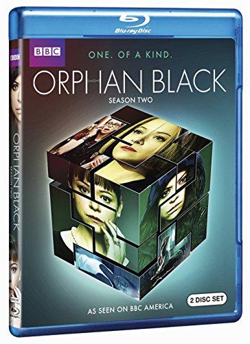Blu-ray : Orphan Black: Season Two (2 Pack, 2 Disc)