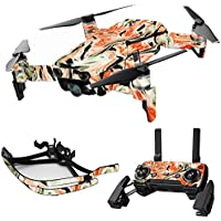 MightySkins Skin for DJI Mavic Air Drone - Marble Madness | Max Combo Protective, Durable, and Unique Vinyl Decal wrap cover | Easy To Apply, Remove, and Change Styles | Made in the USA
