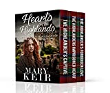 Hearts in the Highlands: 3 Book Scottish Highlander Romance Collection
