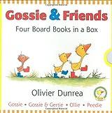 Gossie and Friends Board Book Set (Gossie & Friends)