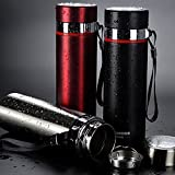 Bazaar Stainless Steel Travel Mug Thermos Vacuum Insulation Flask Bottle