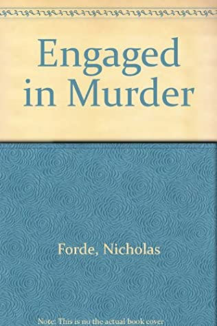 book cover of Engaged in Murder