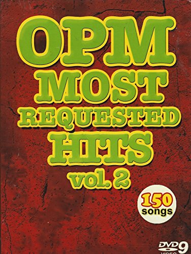 OPM Most Requested Hits Volume 2 Audio Video DVD