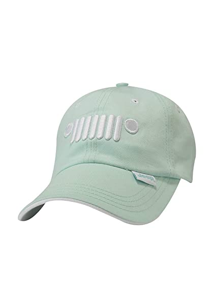 03649909 Amazon.com: Jeep Ladies Grille Hat,Mint Green,Adjustable: Clothing
