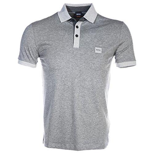 Hugo Boss Boss pother Polo Shirt In Light Grey - Hugo Boss Light