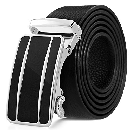 Men Business Leather Belt/Leather Belts/Casual Youth Belt-C One Size by ESDRFG