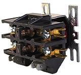 Honeywell DP2030C5003/U Powerpro 208/240 VAC 2 Pole Deluxe Definite Purpose Contactor, -20 Degree - 65 Degree F Temperature Range, 30A AFL