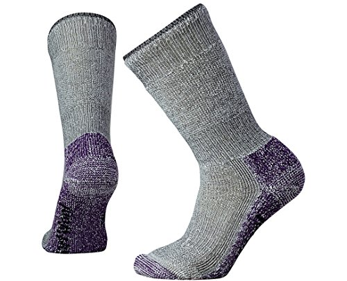 SmartWool Women's Mountaineering Extra Heavy Crew Socks - AW16 - Small - Grey