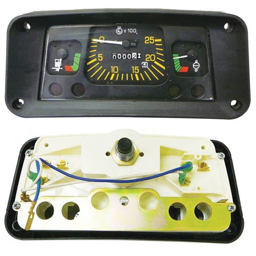 Instrument Gauge Cluster Ford 3910 2310 2910 340B 340A 5610 2810 7610 4610 6610 445A 445C 2610 445D 455 3610 4110 83954555 by All States Ag Parts