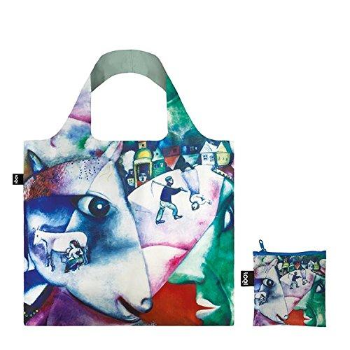 Bolso de viaje de Marc Chagall I and The Village