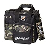KR Strikeforce Flexx Single Bowling Bag- Camoflage ()