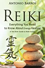 ATTENTION: This is a double book bundle, 2 complete book manuscripts for a low price (+ Extra bonus inside!)  Included in this Energy Healing bundle are the following titles:  REIKI: Everything You Need to Know About Reiki Healing   CHAKRAS ...