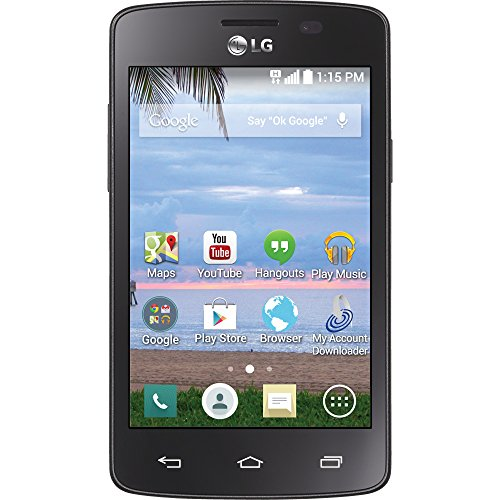 Tracfone Wireless LG L15G Sunrise 3G Android Prepaid Smar...
