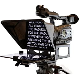 Telmax Universal Tablet Teleprompter with a 12.75\