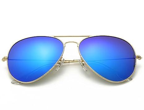 Domire - Gafas de sol de estilo aviador: Amazon.es ...