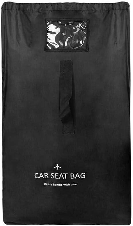Bolsa de viaje con correas de hombro para mochilas para cochecitos, asientos de automóviles, sillas de paseo, elevadores, portabebés y sillas de ruedas, resistente al agua - Excelente y almacenamiento