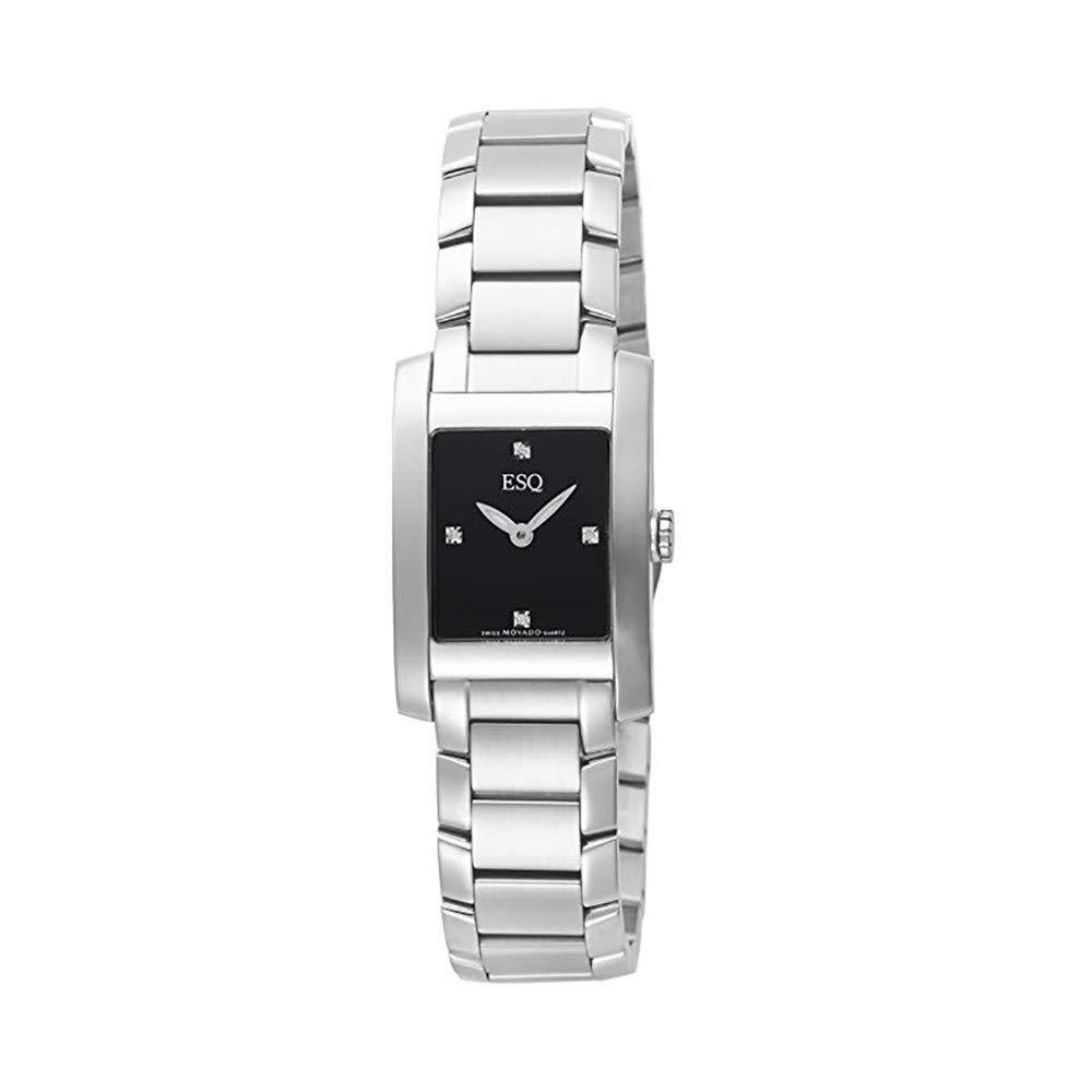 ESQ Venture Quartz Male Watch 7100905 (Certified Pre-Owned)
