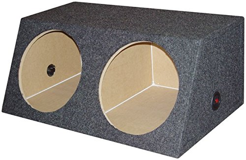 Q Power BASS15 The 15-Inch Q Power Subwoofer Box is Designed and Built for Deepest Bass by Q Power