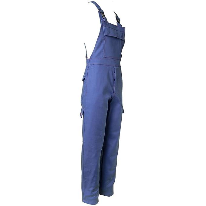 Planam 1734042 soldador/calor peto de trabajo 500 G/m² talla 42 en Bugatti: Amazon.es: Bricolaje y herramientas
