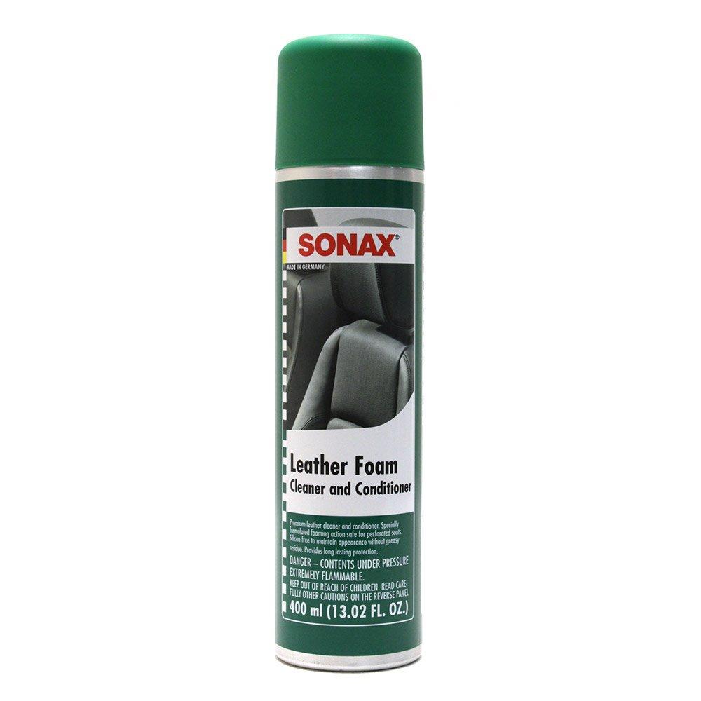 Sonax (289300-6-6PK) Leather Foam - 13.02 oz., (Case of 6)