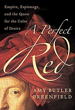 book cover of A Perfect Red