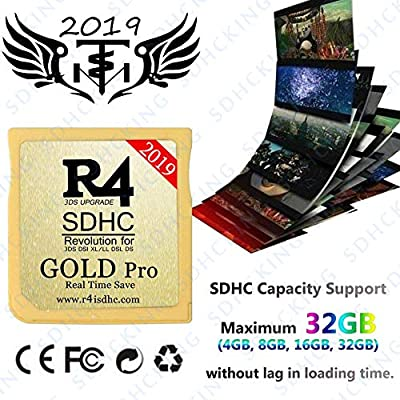 Gold Pro Tarjeta y Adaptador USB para DS Lite/DS Phat/DSi XL/DSi ...