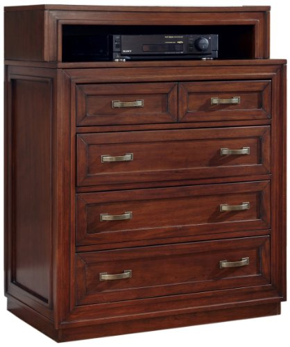 Home Styles Duet Media Chest Wide Media Chest