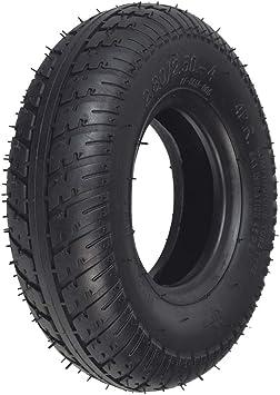 Amazon.com: AlveyTech 2.80/2.50-4 - Neumático para scooter ...