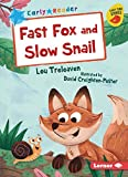 A fast fox and a slow snail go for a walk in the woods—what happens next? This charming, illustrated story includes a reading comprehension activity perfect for beginning readers.