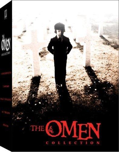 The Complete Omen Collection (The Omen - 1976/ The Omen - 2006/ Damien: The Omen II/ The Omen III: The Final Conflict/ The Omen IV: The Awakening)