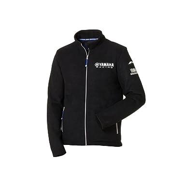 descubre las últimas tendencias buen servicio buscar oficial Yamaha - Abrigo - para Hombre Negro Small: Amazon.es: Ropa y ...