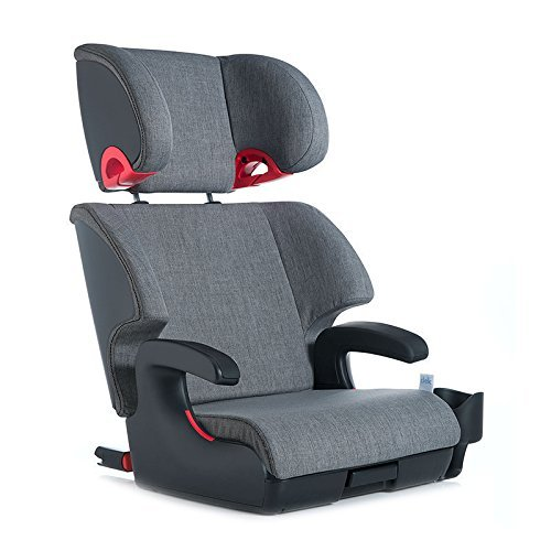 Clek Oobr Booster Car Seat Thunder