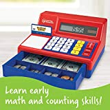 Learning Resources Pretend & Play Calculator Cash