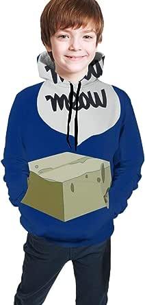 shenguang Life is Strange Warrens Camisa con Estampado 3D Sudaderas con Capucha Suéteres con Capucha Sudaderas para niños Adolescentes Niños Niñas