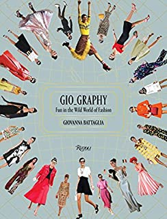 Book Cover: Gio_Graphy: Fun in the Wild World of Fashion