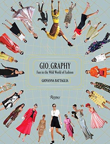 Book Cover: Gio_Graphy: Fun in the Wild World of Fashion