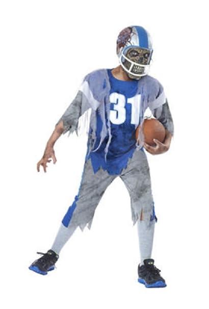 California Costumes.com Boys Zombie MVP Football Player Costume (Medium 8/10)  sc 1 st  Amazon.com & Amazon.com: California Costumes.com Boys Zombie MVP Football Player ...