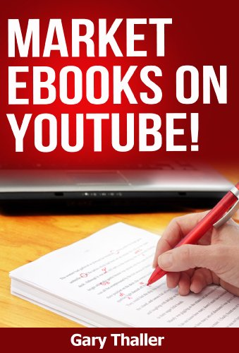 be93c5284a7 Market eBooks on YouTube! For those who Write
