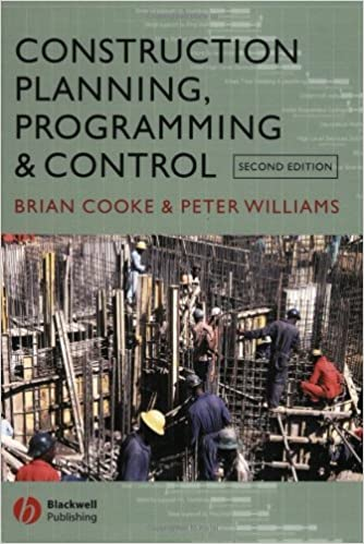 Construction Planning, Programming and Control Summary