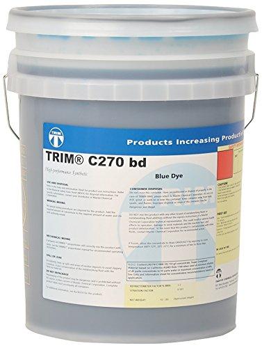 TRIM Cutting & Grinding Fluids C270BD/5 High