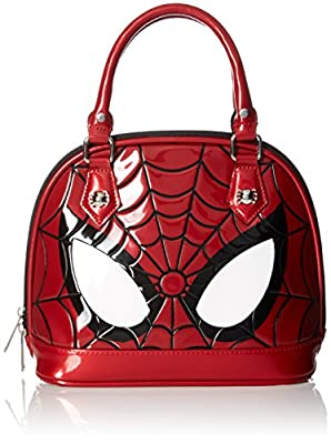 Loungefly Marvel Spiderman Eyes Mini Dome