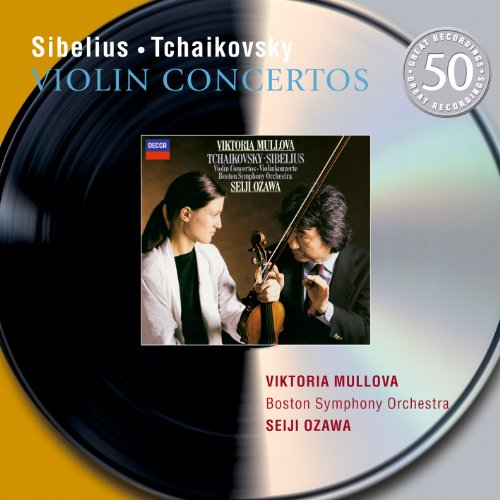Sibelius / Tchaikovsky: Violin...
