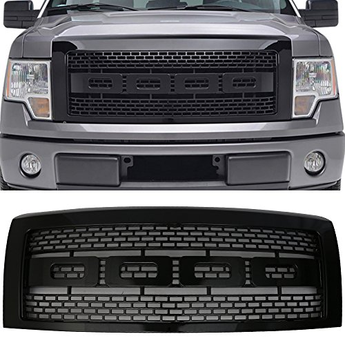 Best 2013 f150 grille replacement list