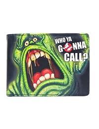 Ghostbusters 'Slimer' Wallet