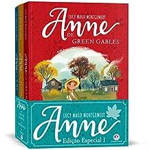 Anne I. Pacote de 3 livros: Edição Especial I