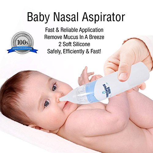 Occobaby Baby Nasal Aspirator Safe Hygienic And Quick Battery Operated 100% Original Baby
